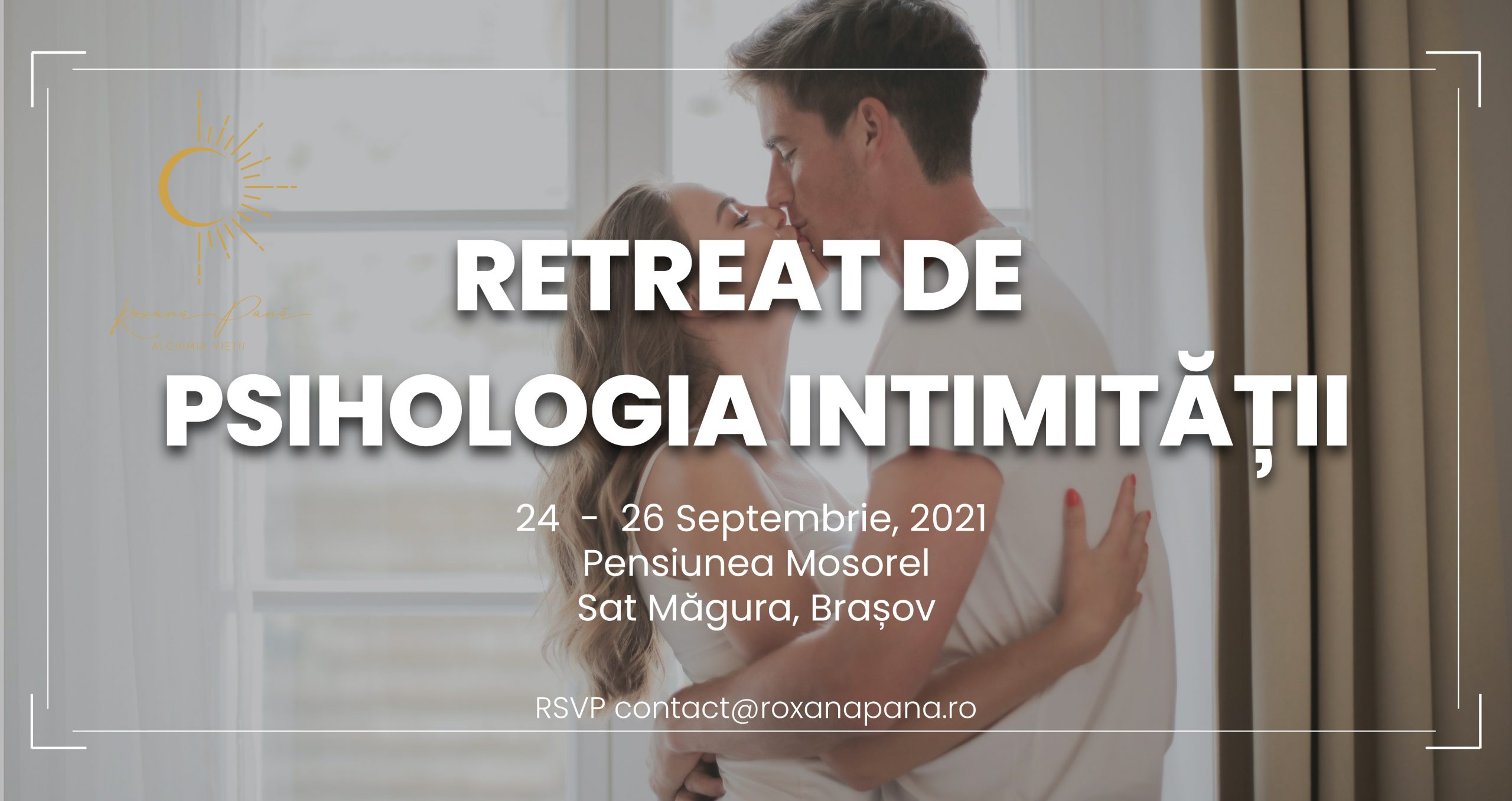 Retreat Psihologia Intimitatii